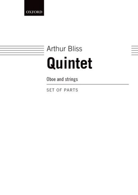 Oboe Quintet
