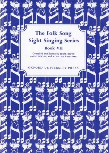 Folk Song Sight Singing - Book 7