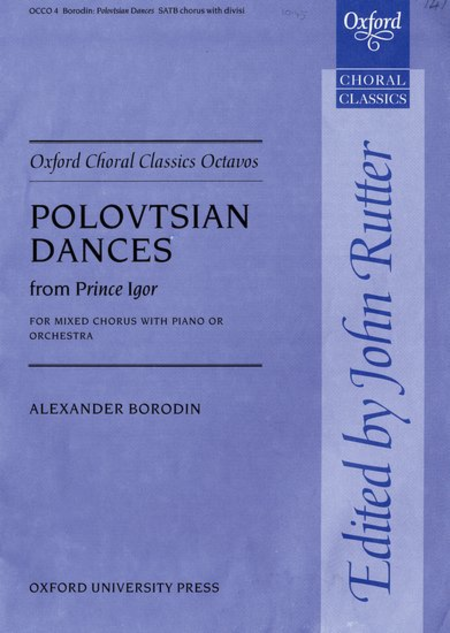 Polovtsian Dances from Prince Igor