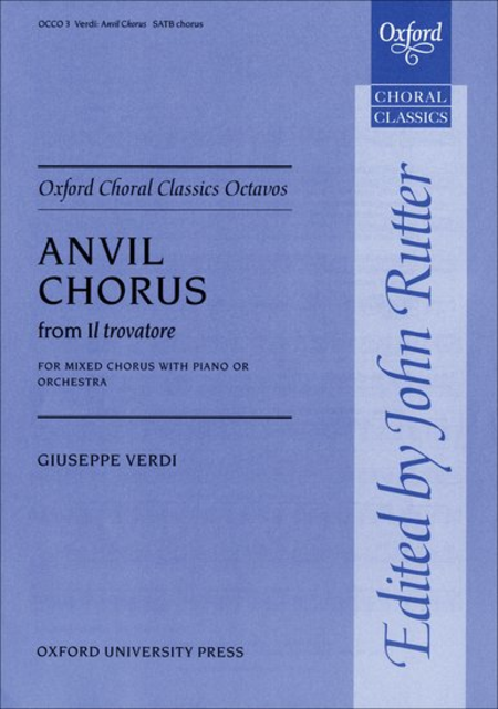 Anvil Chorus from Il trovatore