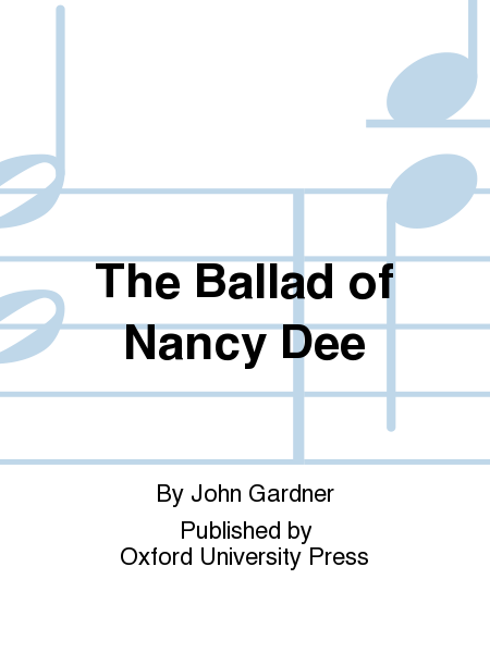 The Ballad of Nancy Dee
