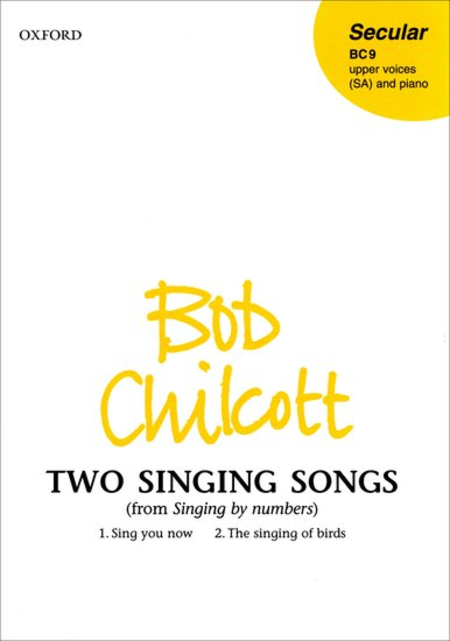 Two Singing Songs (from Singing by Numbers)