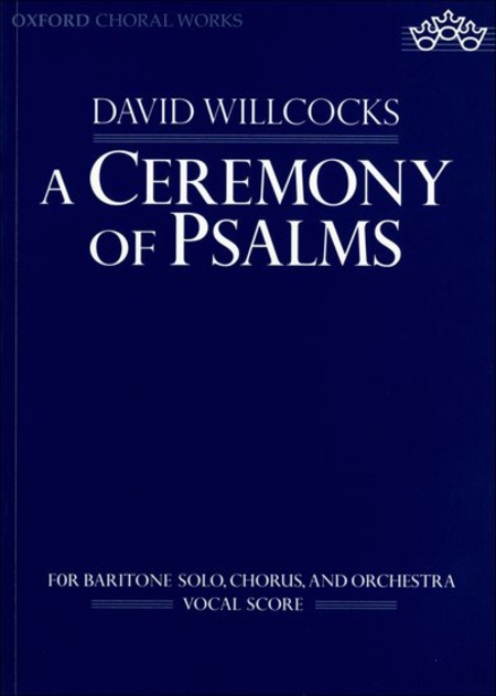 A Ceremony of Psalms
