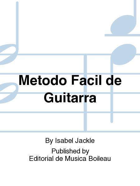 Metodo Facil de Guitarra