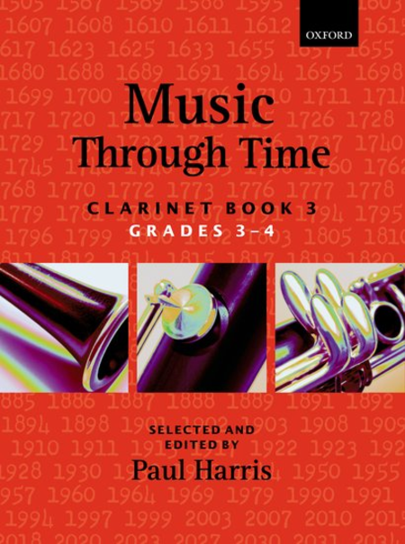 Music through Time Clarinet - Book 3