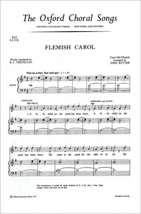 Flemish Carol