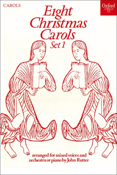Eight Christmas Carols - Set 1
