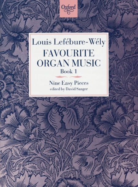 Favourite Organ Music Book 1: Nine Easy Pieces