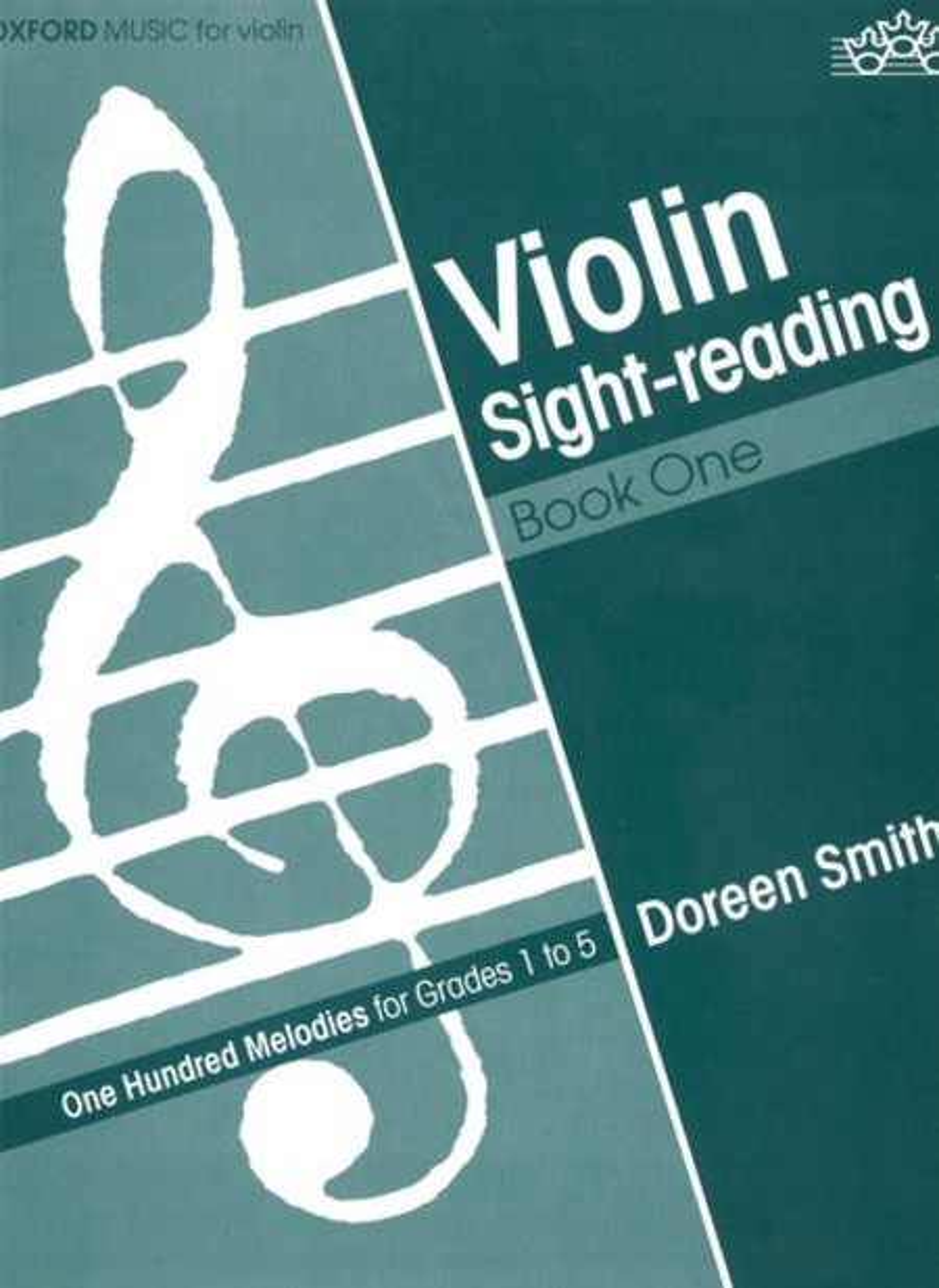Violin Sight-reading Book 1