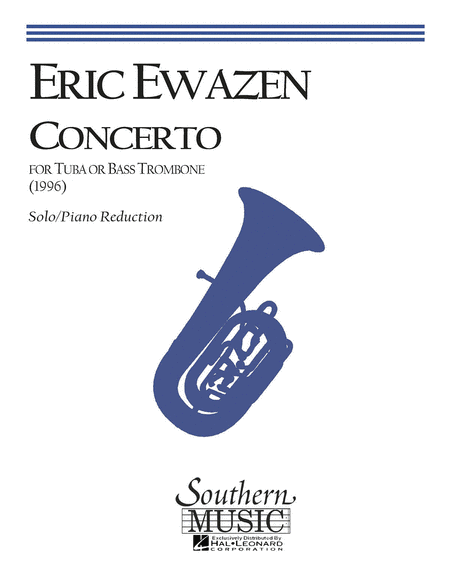 Concerto for Tuba or Bass Trombone
