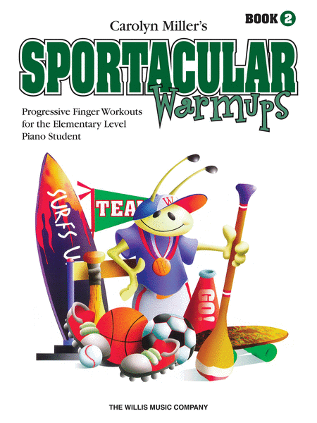 Sportacular Warm-Ups, Book 2