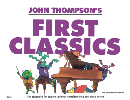 John Thompson's First Classics