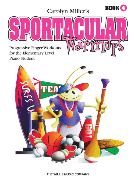 Sportacular Warm-Ups, Book 4