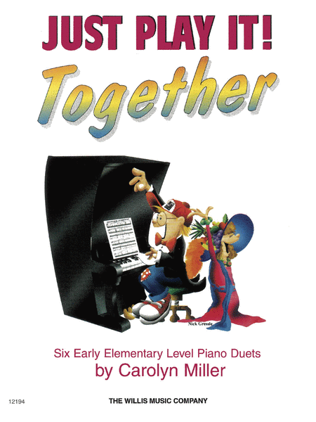 Just Play It! Together - Book 1