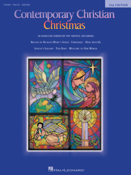 Contemporary Christian Christmas (2nd Edition) Sheet Music By ...