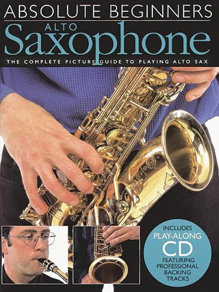 Absolute Beginners - Alto Saxophone