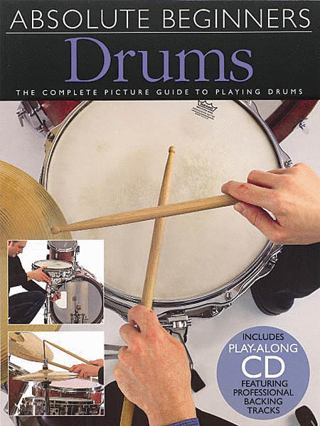 Absolute Beginners: Drums