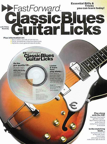 Fast Forward - Classic Blues Guitar Licks