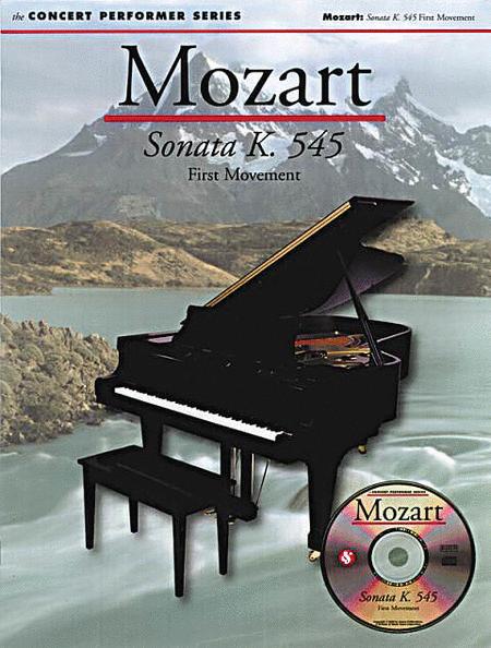 Mozart: Allegro (Sonata in C K545)