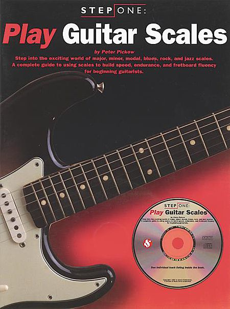 Step One: Play Guitar Scales