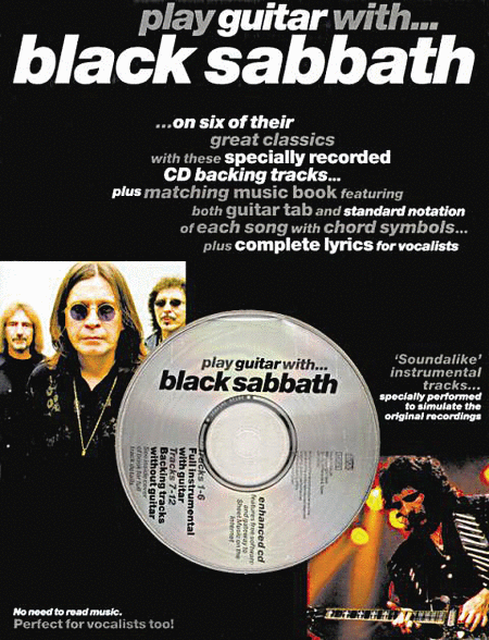 Play Guitar With...Black Sabbath