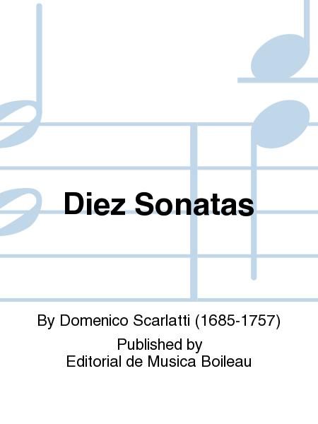 Diez Sonatas