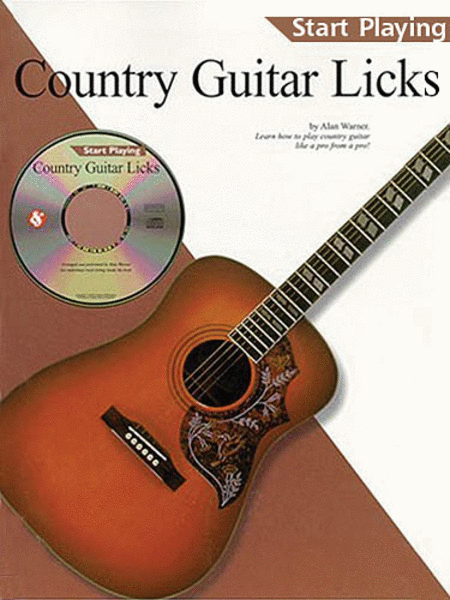 Country guitar lick music really. agree