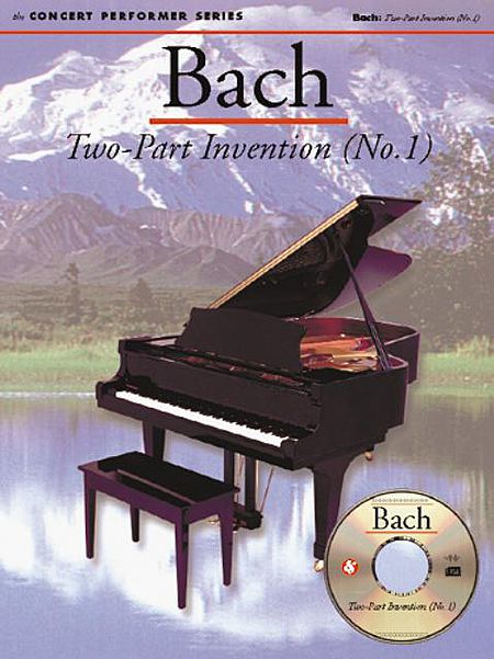 Bach: Two-Part Inventions (No. 1)