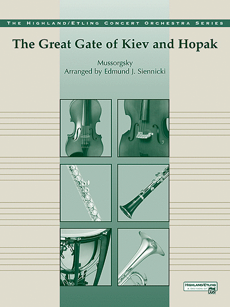 Great Gate of Kiev & Hopak