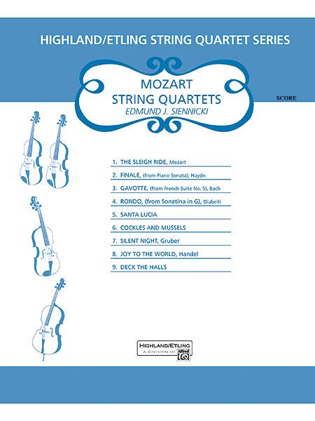 Highland/Etling String Quartet Series: Set 3