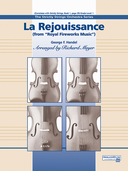 La Rejouissance from the