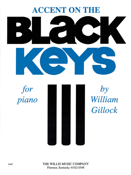 Accent on the Black Keys