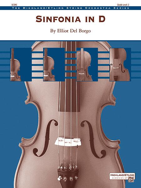 Sinfonia in D