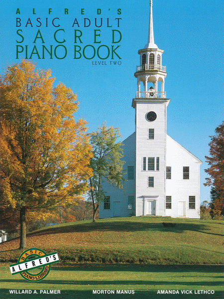 Alfred's Basic Adult Piano Course - Sacred Piano Book (Level 2)