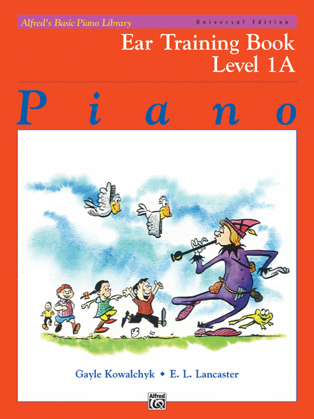 Alfred's Basic Piano Course Ear Training - Level 1A (Universal Edition)