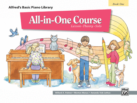 Alfred's All-in-One Course (Book 1)