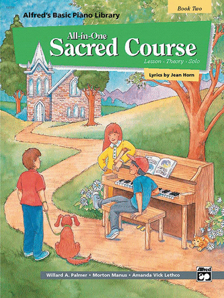 Alfred's All-in-One Sacred Course (Book Two)