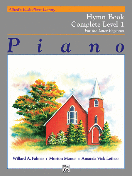 Alfred's Basic Piano Course - Hymn Book - Complete Level 1 (1A/1B)
