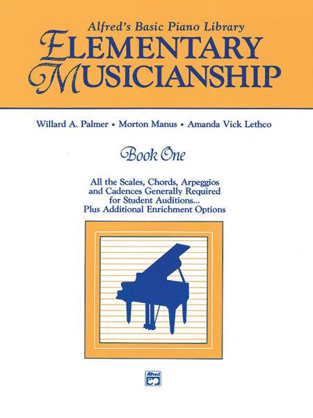 Musicianship Book - Elementary Musicianship