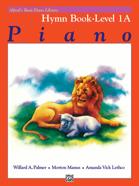 Alfred's Basic Piano Course - Hymn Book (Level 1A)