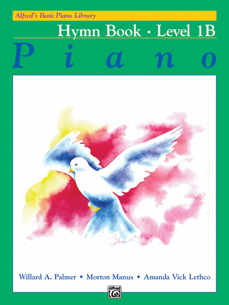 Alfred's Basic Piano Course - Hymn Book Level 1B