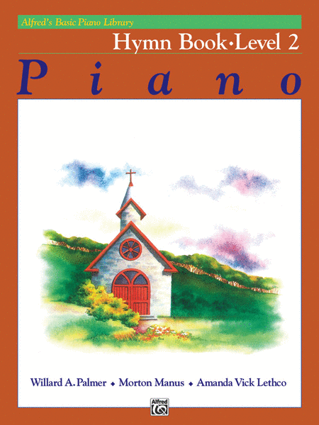Alfred's Basic Piano Course - Hymn Book, Book 2