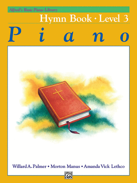Alfred's Basic Piano Course - Hymn Book, Book 3