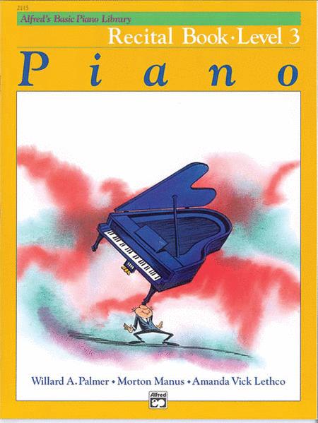 alfred piano level 3 pdf
