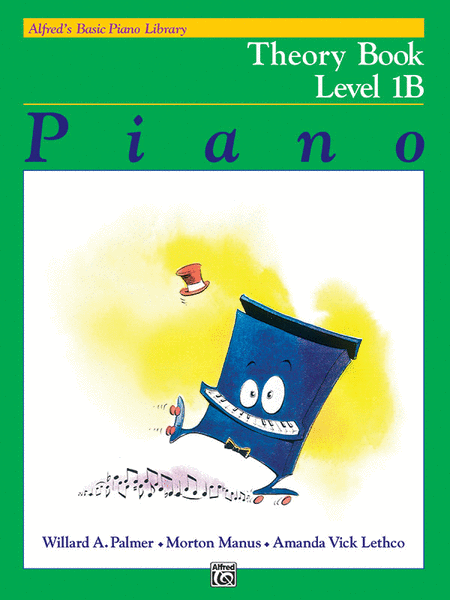 Alfred's Basic Piano Course - Theory Book (Level 1B)