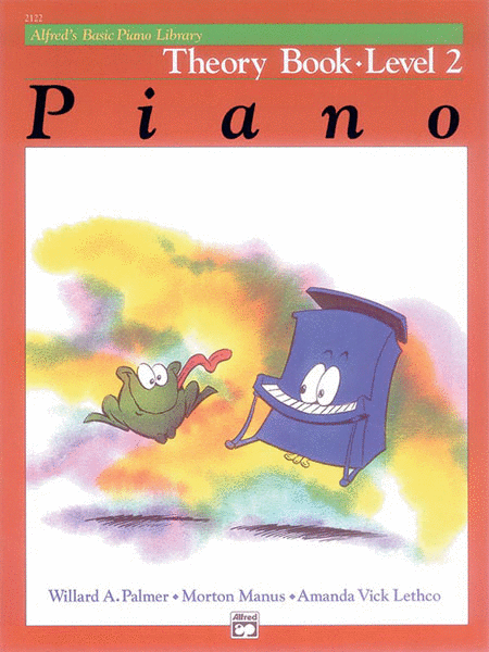 Alfred's Basic Piano Course - Theory Book (Level 2)