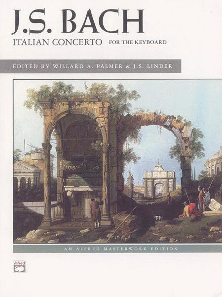 Bach -- Italian Concerto