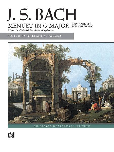 Menuet in G Major, BWV Anh. 114