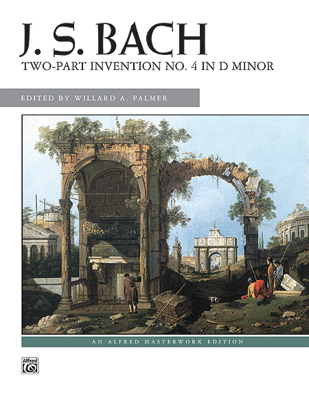 2-Part Invention No. 4 in D minor