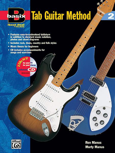 Basix TAB Guitar Method, Book 2